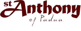 St Anthony of Padua Anerley Logo